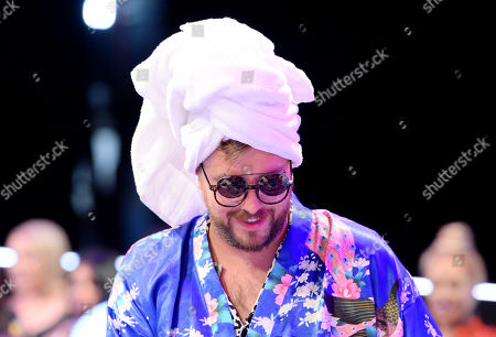 Stock Picture of Iain Stirling