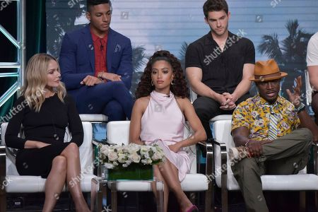 Editorial photo of 2019 Summer TCA - The CW, Beverly Hills, USA - 04 Aug 2019