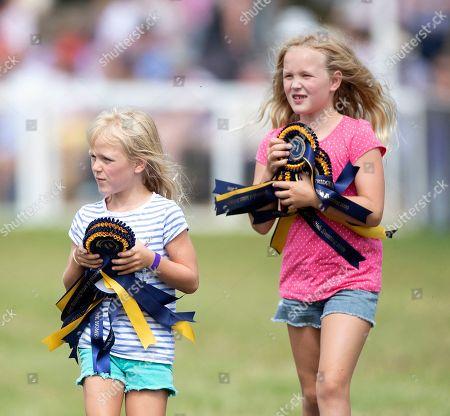 Editorial photo of Festival of British Eventing, Gatcombe, Gloucestershire, UK - 04 Aug 2019