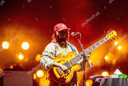 Stock Photo of Thundercat - Stephen Lee Bruner
