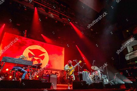 Editorial picture of Meltdown Festival, Day 2, The Royal Festival Hall, London, UK - 04 Aug 2019