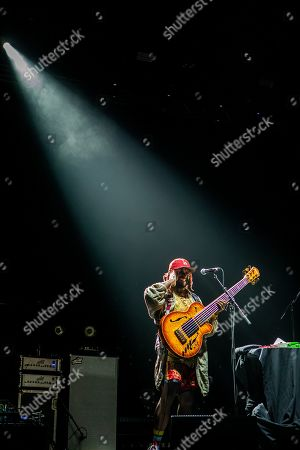 Stock Image of Thundercat - Stephen Lee Bruner
