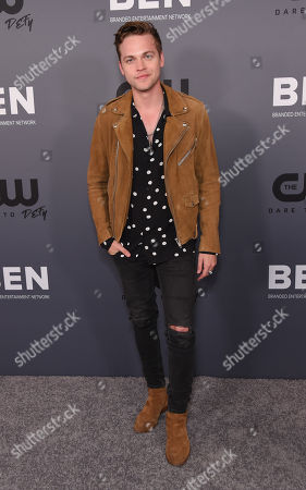 Stock Image of Alexander Calvert