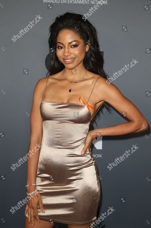 Stock Image of Camille Hyde
