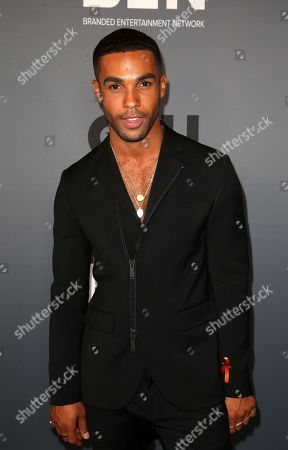 Stock Image of Lucien Laviscount