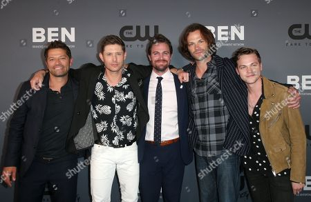 Editorial picture of The CW's All Star Party, Arrivals, TCA Summer Press Tour, Los Angeles, USA - 04 Aug 2019