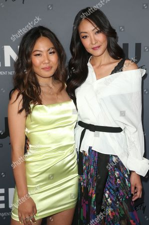 Nicole Kang, Elizabeth Anweis