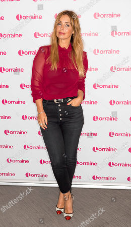 Stock Image of Louise Redknapp
