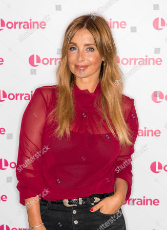 Stock Picture of Louise Redknapp