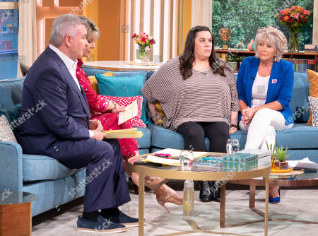 Eamonn Holmes, Ruth Langsford, Claire Blake and Maggie Oliver