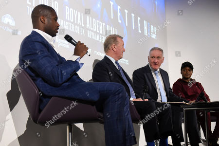 General view during a Press Conference at the BT Tower on 5th August 2019