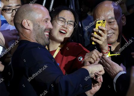 Editorial photo of Fast & Furious Premiere, Beijing, China - 05 Aug 2019