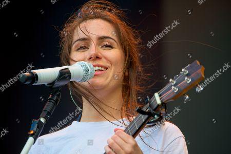 Stock Picture of Dodie, (Dodie Clark) Garden stage