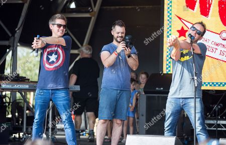 Editorial picture of The Great Wonderfest, Duxmore Farm, Isle of Wight, UK - 02 Aug 2019