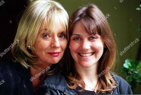 (l-r) Actresses Sue Johnston And Deborah Mcandrew.