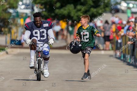 Editorial photo of Texans Packers Football, Green Bay, USA - 05 Aug 2019