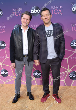 Editorial picture of ABC's TCA Summer Press Tour, Arrivals, Los Angeles, USA - 05 Aug 2019