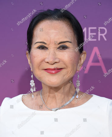 Stock Photo of Lucille Soong