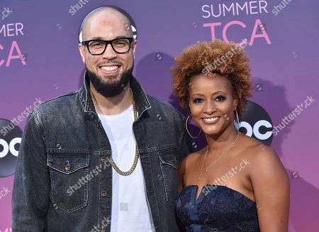 Editorial photo of ABC's TCA Summer Press Tour, Arrivals, Los Angeles, USA - 05 Aug 2019