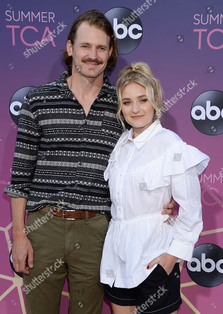 Josh Pence and AJ Michalka
