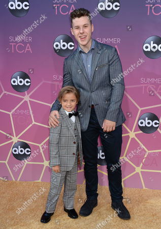 Jeremy Maguire and Nolan Gould