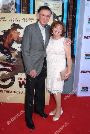 Editorial image of 'Bennett's War' film screening, Nashville, USA - 05 Aug 2019