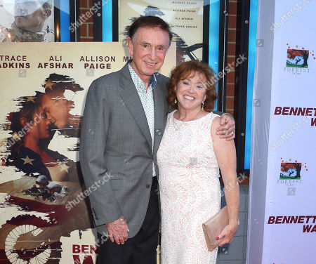 Stock Photo of Forrest Films owners Forrest Lucas and Charlotte Lucas