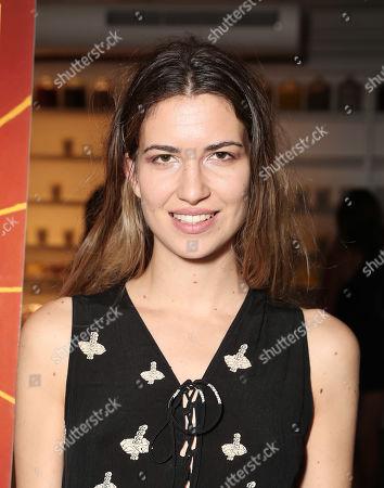 Stock Picture of Rebecca Fourteau