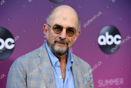 Richard Schiff poses at the ABC Television Critics Association Summer Press Tour All-Star Party at Soho House, in West Hollywood, Calif