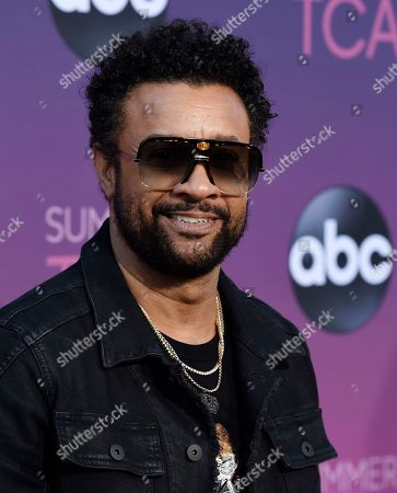 Shaggy poses at the ABC Television Critics Association Summer Press Tour All-Star Party at Soho House, in West Hollywood, Calif