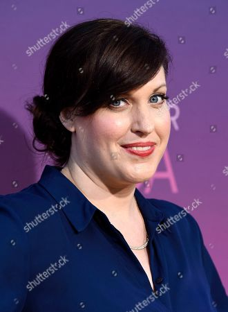 Allison Tolman poses at the ABC Television Critics Association Summer Press Tour All-Star Party at Soho House, in West Hollywood, Calif
