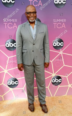 James Pickens Jr. poses at the ABC Television Critics Association Summer Press Tour All-Star Party at Soho House, in West Hollywood, Calif