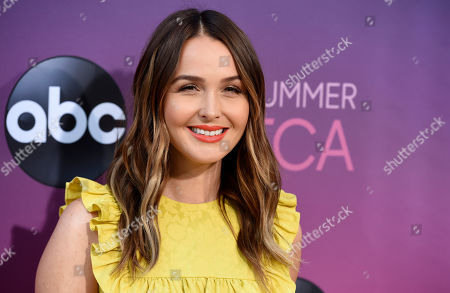 Editorial photo of 2019 Summer TCA - ABC All Star Party, West Hollywood, Calif, USA - 05 Aug 2019