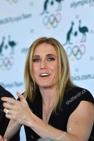 Editorial photo of Australian Olympian Sally Pearson announces her retirement, Sydney, Australia - 06 Aug 2019