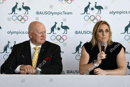 Editorial picture of Australian Olympian Sally Pearson announces her retirement, Sydney, Australia - 06 Aug 2019