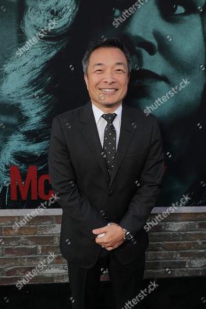 Jim Lee - Co-Publisher of DC Entertainment