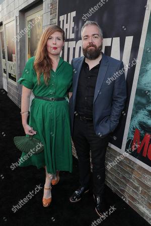 Stock Photo of Lotta Losten and David Sandberg
