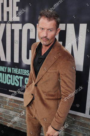 Stock Photo of James Badge Dale