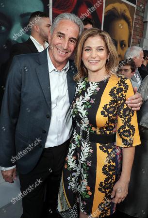 Marcus Viscidi and Director/Writer Andrea Berloff