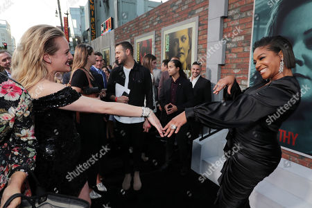 Elisabeth Moss and Tiffany Haddish