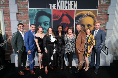 Editorial photo of New Line Cinema present the world film premiere of 'The Kitchen', Los Angeles, USA - 05 Aug 2019
