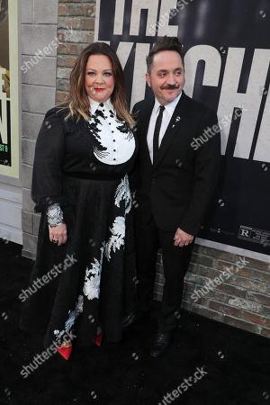 Melissa McCarthy and Ben Falcone