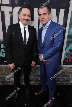 Ben Falcone and Brian d'Arcy James