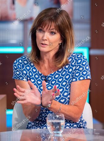 Editorial picture of 'Good Morning Britain' TV show, London, UK - 06 Aug 2019