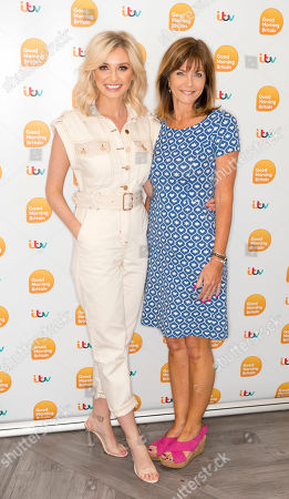 Amy Hart and Annabel Giles