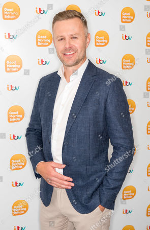 Editorial photo of 'Good Morning Britain' TV show, London, UK - 06 Aug 2019