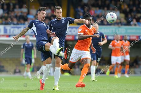 Editorial picture of Southend United v Blackpool, Sky Bet League One, Football, Roots Hall, UK - 10 Aug 2019