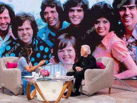 Editorial photo of 'Lorraine' TV show, London, UK - 06 Aug 2019