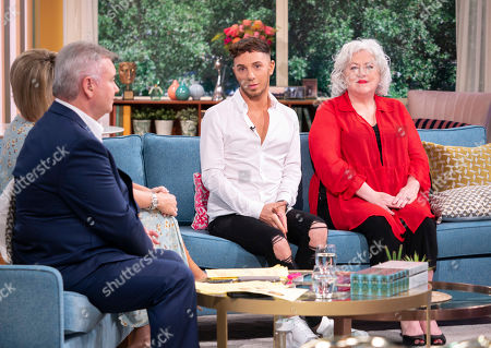Editorial photo of 'This Morning' TV show, London, UK - 06 Aug 2019