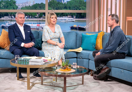 Editorial image of 'This Morning' TV show, London, UK - 06 Aug 2019